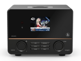 Hama DR1610BTS stereo digitale radio met DAB+, FM en Bluetooth