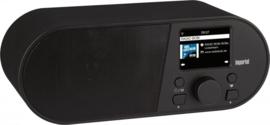 Imperial i105 wifi internetradio met USB, zwart