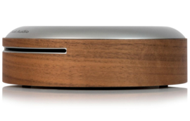 Tivoli Audio ART Model CD draadloze hifi CD-speler met streaming audio en radio, walnoot