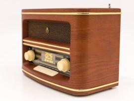 GPO Winchester jaren '50 ontwerp DAB+ en FM radio met wekfunctie