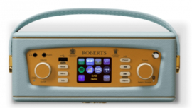 Roberts Revival iStream 3 internetradio, DAB+, FM, USB, Spotify, Alexa en Bluetooth, Duck Egg