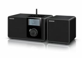 NOXON iRadio 360 internetradio en audiostreamer + extra luidspreker