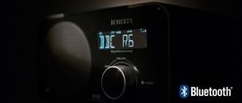 Roberts BluTune 40 DAB+ en FM radio met Bluetooth