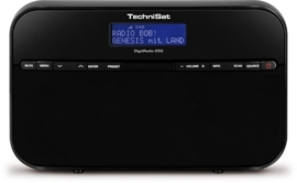 TechniSat DigitRadio 250 compacte portable stereo DAB+ en FM radio, ex-DEMO