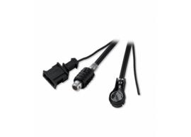 Calearo 16V combi AM / FM / DAB+ auto dak (vervangings) antenne, korte spriet 20cm (7677947)