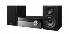 Sony audiosysteem CD / USB / FM / DAB+ / Bluetooth CMT-SBT100B