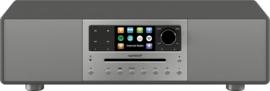 sonoro MEISTERSTÜCK SO-610 V4 stereo internetradio all-in-one muzieksysteem, graphite