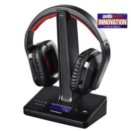 Thomson WHP5407 digitale draadloze hoofdtelefoon met DAB+ en FM radio