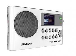 Sangean Fusion 280 (WFR-28C) Internet radio met Spotify,  DAB+ en FM