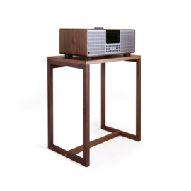 Revo S1 Audio Table, American Walnut