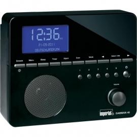 Imperial DABMAN 40 portable DAB+ en FM radio
