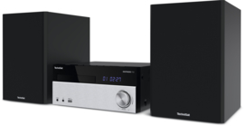 TechniSat DigitRadio 750 micro Hifi stereo systeem met DAB+, FM, Bluetooth, CD en USB