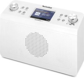 TechniSat DigitRadio 21 keuken (onderbouw) radio met DAB+ en FM, wit