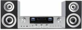 GPO PR200 hifi stereo systeem met DAB+, FM, Bluetooth, CD, USB