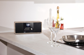 Imperial DABMAN i250 stereo hybride internetradio met DAB+ en FM en Bluetooth, vintage
