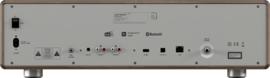 sonoro MEISTERSTÜCK SO-610 V4 stereo internetradio all-in-one muzieksysteem, walnut