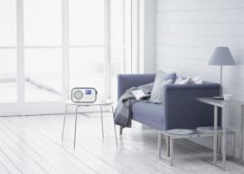 Sangean TRAVELLER 420  ( DPR-42BT ) DAB+ draagbare radio met FM en Bluetooth, WHITE - GRAY