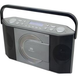 Soundmaster RCD1770AN stereo DAB+ kofferradio met FM, CD en USB