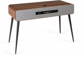 Ruark R7 mk3 high fidelity radiogram stereo high end muziekcentrum, Rich Walnut