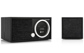 Tivoli Audio ART Stereo Wireless Radio Combo met internetradio, DAB+, FM, Spotify en Bluetooth, black ash