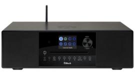 Block SR-100 Smartradio high end all-in-one radio muziek systeem, zwart