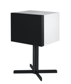 Geneva DeCon stereo hi-fi internet radio muziek systeem,  wit