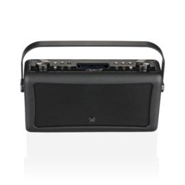View Quest Hepburn MK 2 DAB+ radio met FM en Bluetooth,  Black
