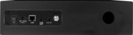 Imperial DABMAN i450 stereo onderbouw radio met internet, DAB+, USB, Bluetooth, zwart