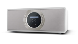 Sharp DR-i470 stereo internetradio met DAB+, FM en Bluetooth, wit