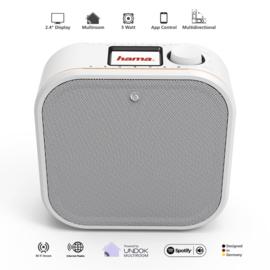 Hama IR350M  onderbouw internet radio met Spotify Connect, wit