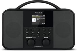 TechniSat TechniRadio 5 IR stereo wifi internetradio met DAB+ en FM