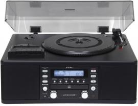 TEAC LP-R550A USB Multi Audiosysteem LP / CAS / CD / AM / FM / Recorder