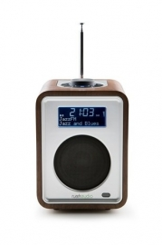 Ruark Audio R1 DAB, DAB+ en FM tafelradio, Rich Walnut