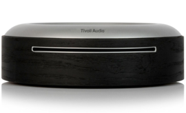 Tivoli Audio ART Model CD draadloze hifi CD-speler met streaming audio en radio, black ash
