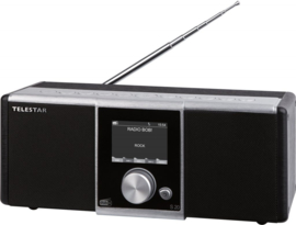 Telestar S 20 compacte DAB+ stereo radio met FM