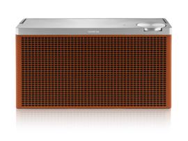 Geneva Touring / M oplaadbare portable hi-fi Bluetooth luidspreker, cognac