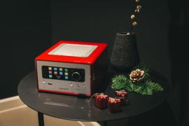 sonoro RELAX SO-810 internetradio met DAB+, FM, Spotify, Multiroom, Bluetooth en USB, rood