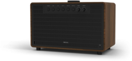 Revo SuperTone High End Bluetooth systeem, walnut black