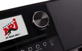 Block SR-200 mk2 smartradio high end all-in-one radio muziek systeem, zwart