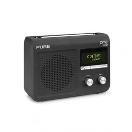 Pure One Flow radio met DAB+, FM en internet radio