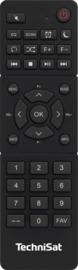 TechniSat DIGITRADIO 3 stereo tafelradio met DAB+ digital radio, FM, Bluetooth, CD-speler en USB