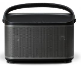 Roberts R1 draadloze multi-room luidspreker met internetradio, Spotify, USB en Bluetooth, zwart