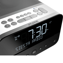 Pure Siesta Home compacte all-in-one met DAB+, FM radio, CD en Bluetooth, Polar