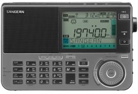 Sangean ATS-909X2 ultieme wereldontvanger FM, SW, MW, LW, Air, graphite