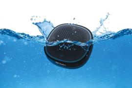 Pure StreamR Splash portable en oplaadbare waterdichte DAB+ en FM radio met Bluetooth, stone grey
