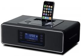 TEAC SR-3-L CD speler en iPod / iPhone dock met FM, USB en SD