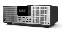 Revo SuperSystem stereo internetradio met Bluetooth, Spotify, USB en DAB+, matzwart