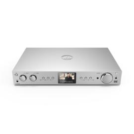 Hama DIT2100 MSBT hifi digitale internet hifi tuner met DAB+, FM, Bluetooth, Spotify en Multiroom, zilver