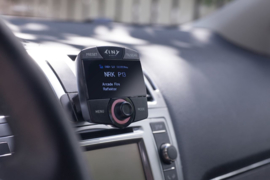 Tiny Audio C6 DAB+ Car adapter