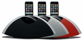 TEAC SR-80i design AM/FM radio met iPod / iPhone dock